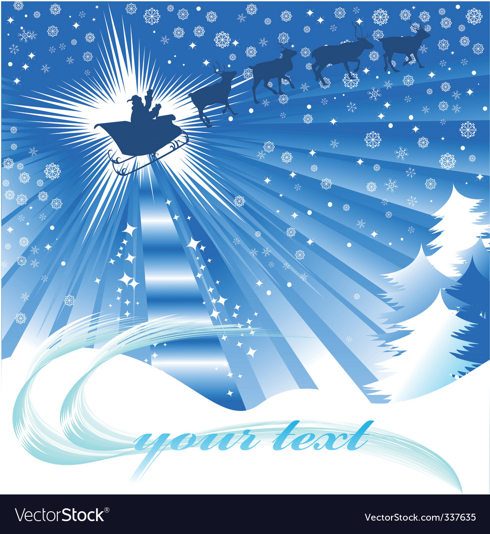 Jolly santa vector | Price: 1 Credit (USD $1)