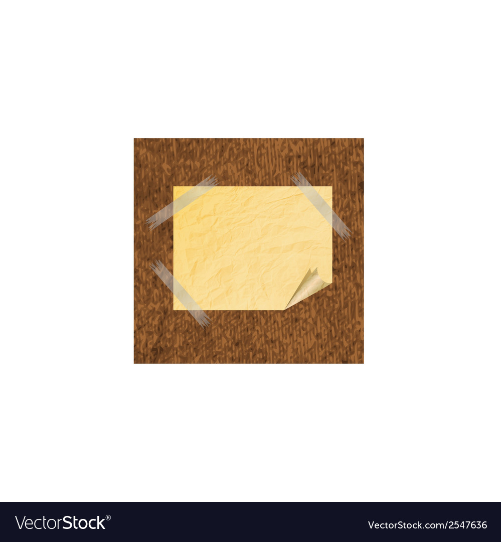 Collection of various white note papers ready for vector | Price: 1 Credit (USD $1)