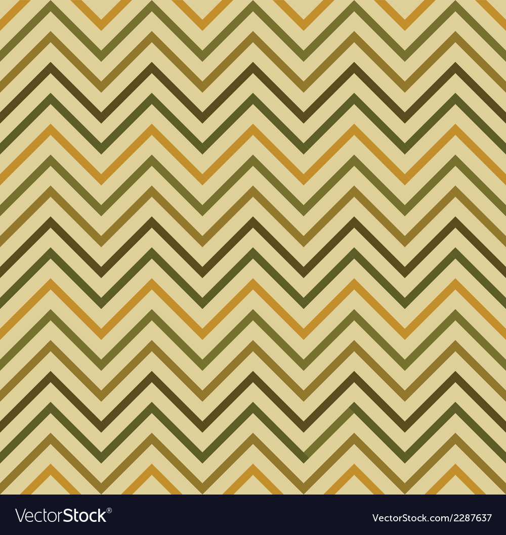 Zigzag seamless pattern vector | Price: 1 Credit (USD $1)