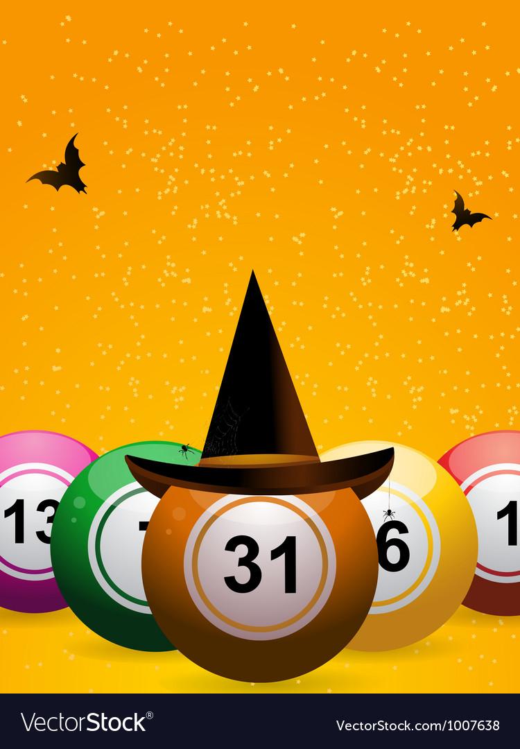 Bingo halloween vector   Price: 1 Credit (USD $1)