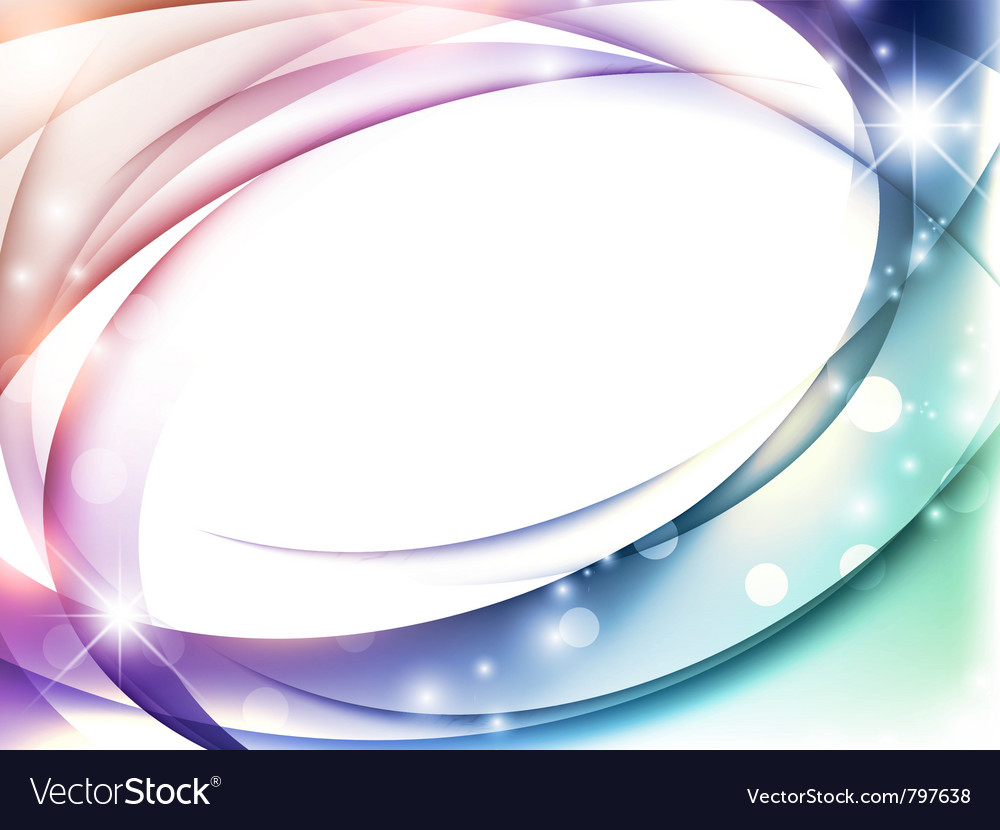 Magic abstract multicolored background vector | Price: 1 Credit (USD $1)