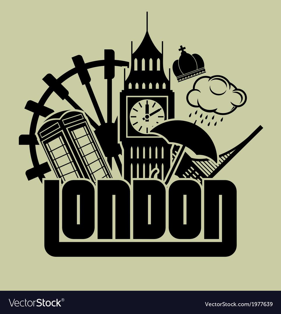 London eye4 vector | Price: 1 Credit (USD $1)