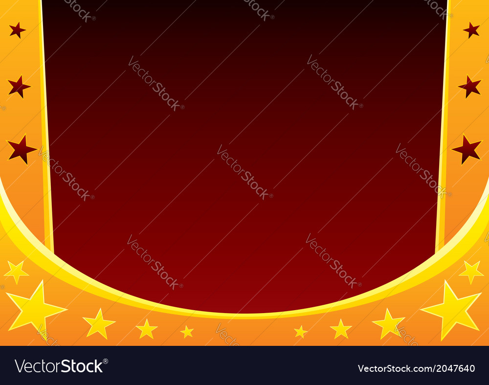 Circus abstract background vector | Price: 1 Credit (USD $1)