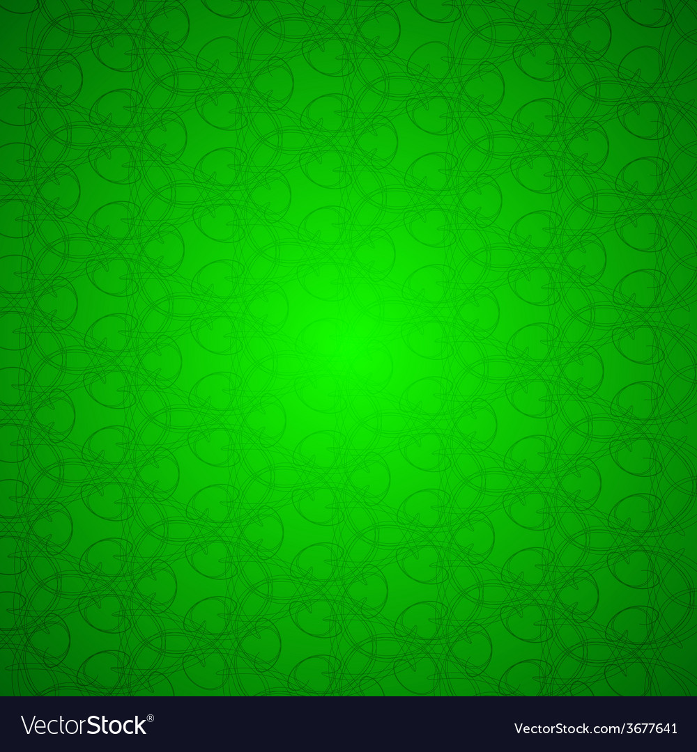 Abstract geometric green background vector | Price: 1 Credit (USD $1)