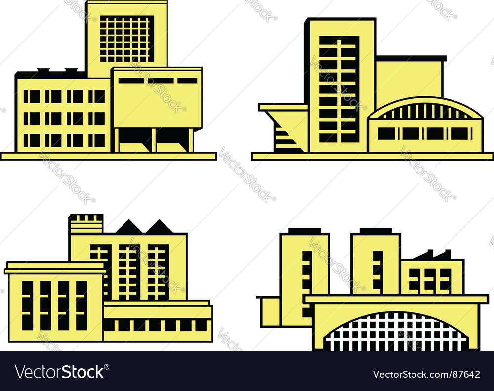 Factories vector   Price: 1 Credit (USD $1)