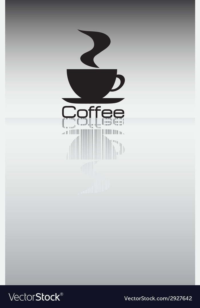 Label coffee vector | Price: 1 Credit (USD $1)