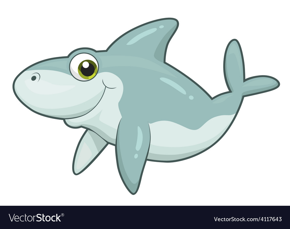 Sharky vector | Price: 3 Credit (USD $3)