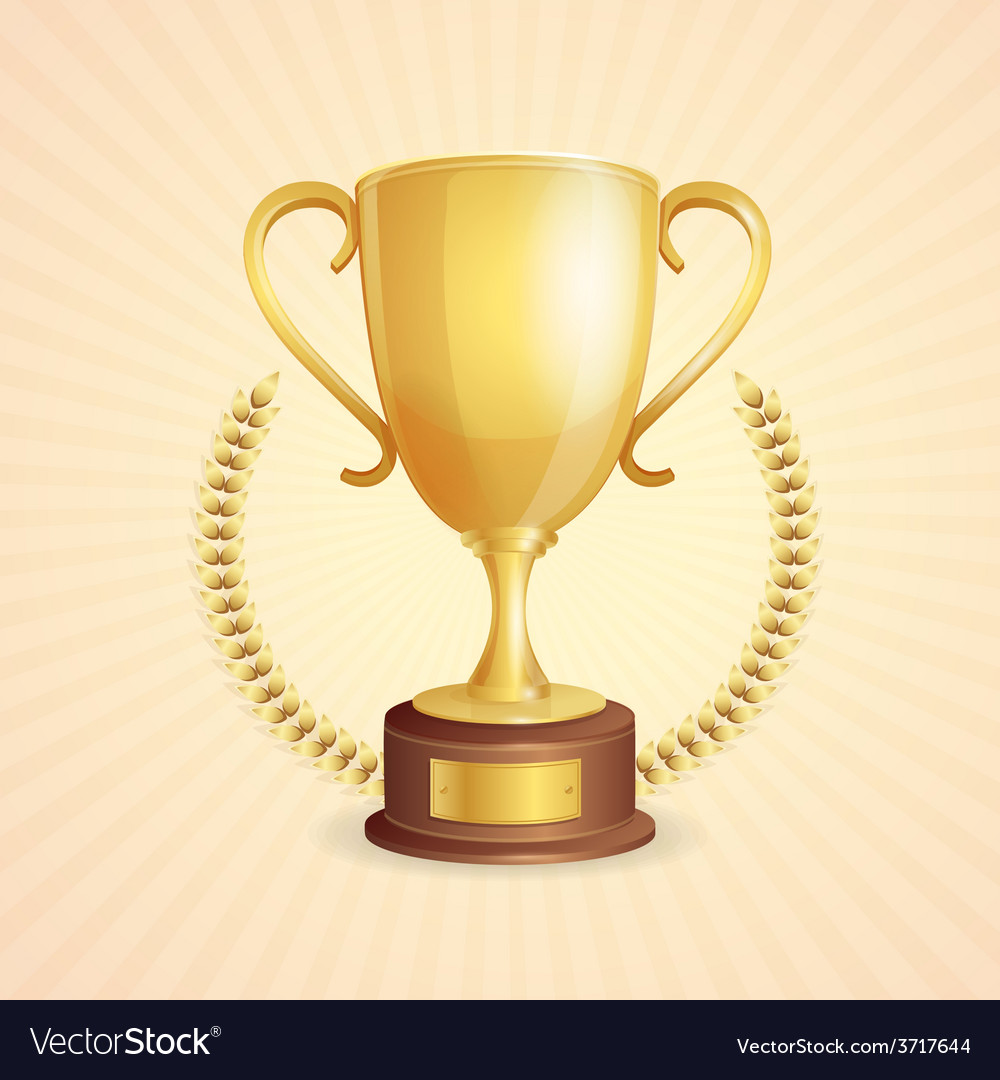 Winner trophy vector | Price: 1 Credit (USD $1)