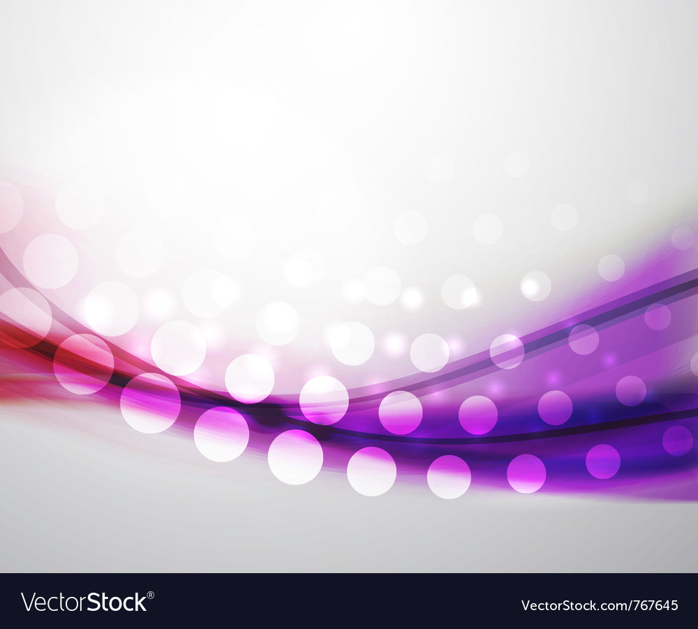 Abstract flowing wave background vector | Price: 1 Credit (USD $1)