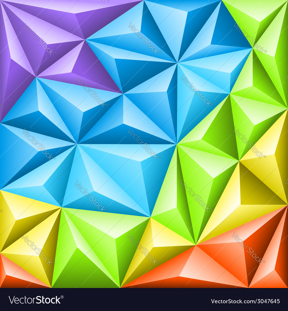 Abstract mosaic pattern vector   Price: 1 Credit (USD $1)
