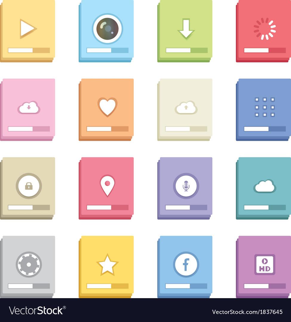 Web icon 28 vector | Price: 1 Credit (USD $1)