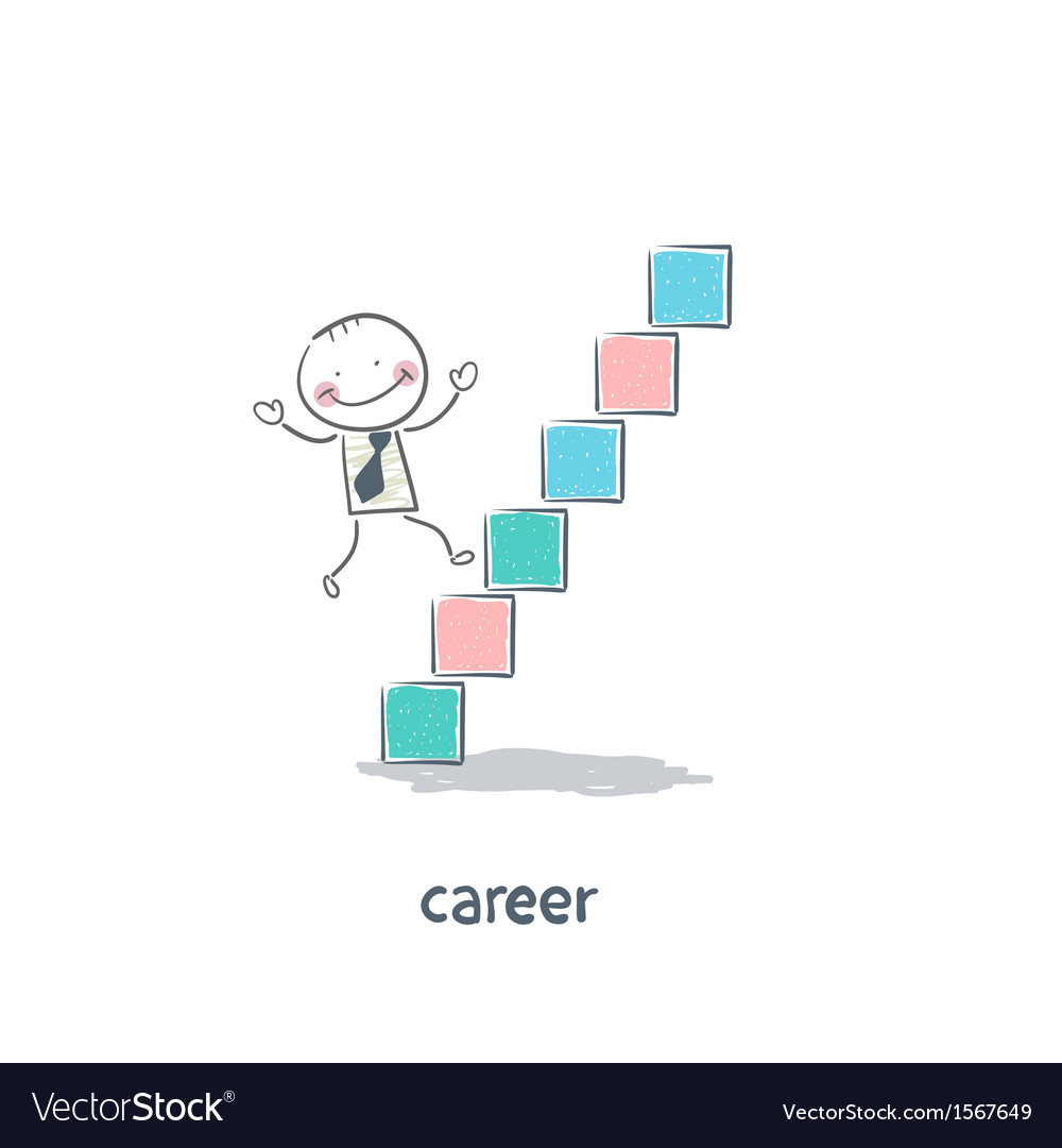 Career vector | Price: 1 Credit (USD $1)