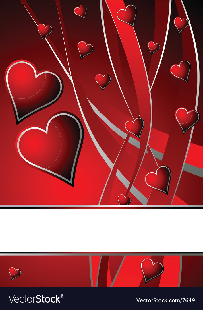 Valentines theme vector | Price: 1 Credit (USD $1)