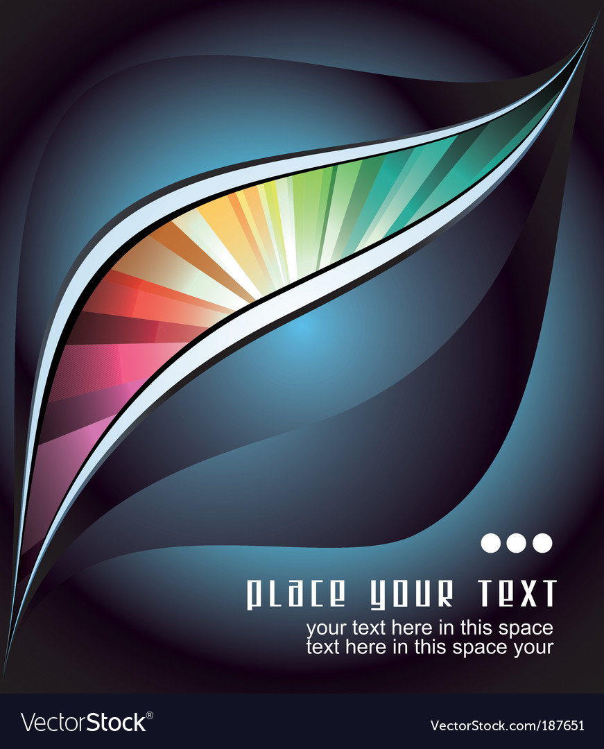 Abstract backgrounds for flyers vector | Price: 3 Credit (USD $3)