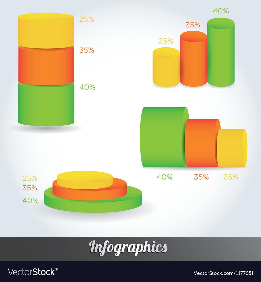 Detail infographic calendar vector | Price: 1 Credit (USD $1)