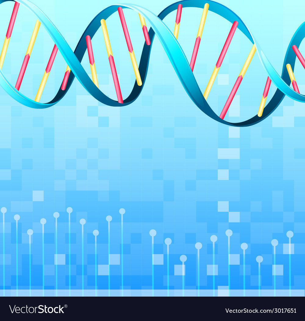 Dna vector | Price: 1 Credit (USD $1)