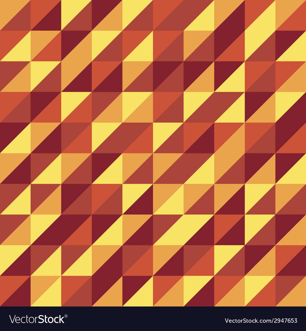 Vintage geometric retro pattern vector   Price: 1 Credit (USD $1)