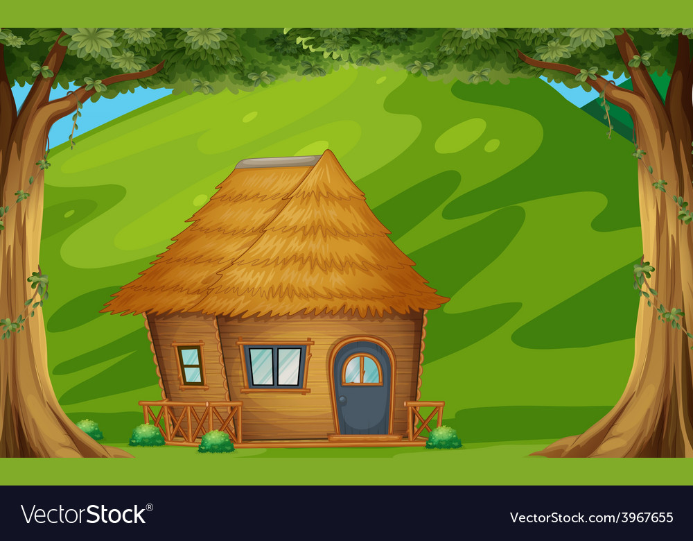 Cabin vector | Price: 1 Credit (USD $1)