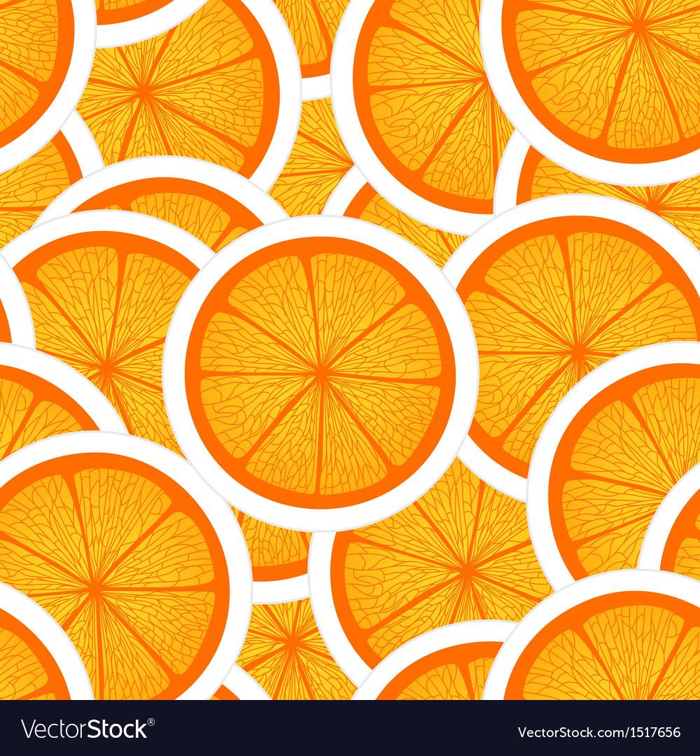 Orange seamless background vector   Price: 1 Credit (USD $1)