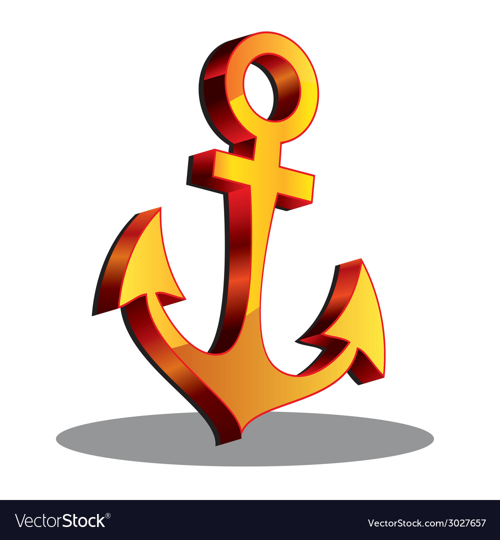 Anchor vector   Price: 1 Credit (USD $1)
