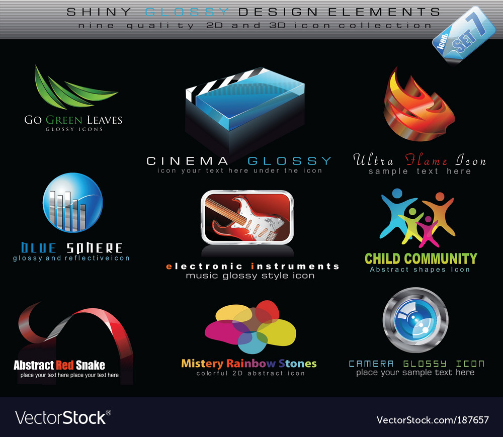Design elements vector | Price: 3 Credit (USD $3)