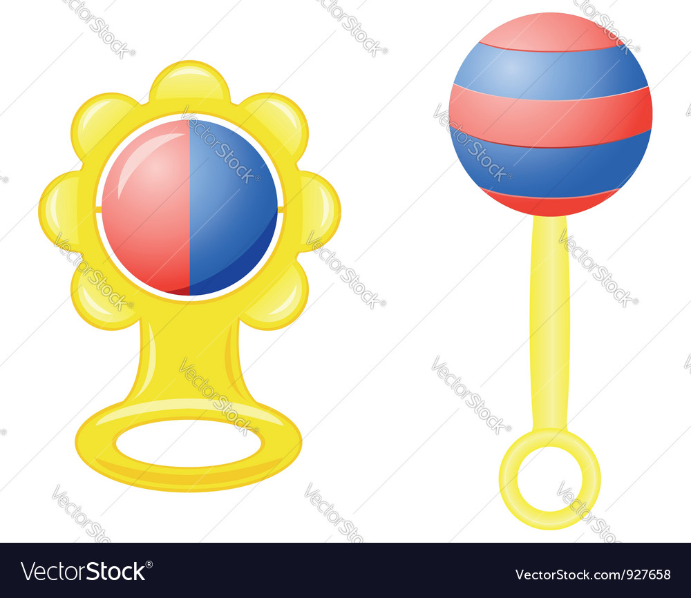 Rattle vector | Price: 1 Credit (USD $1)