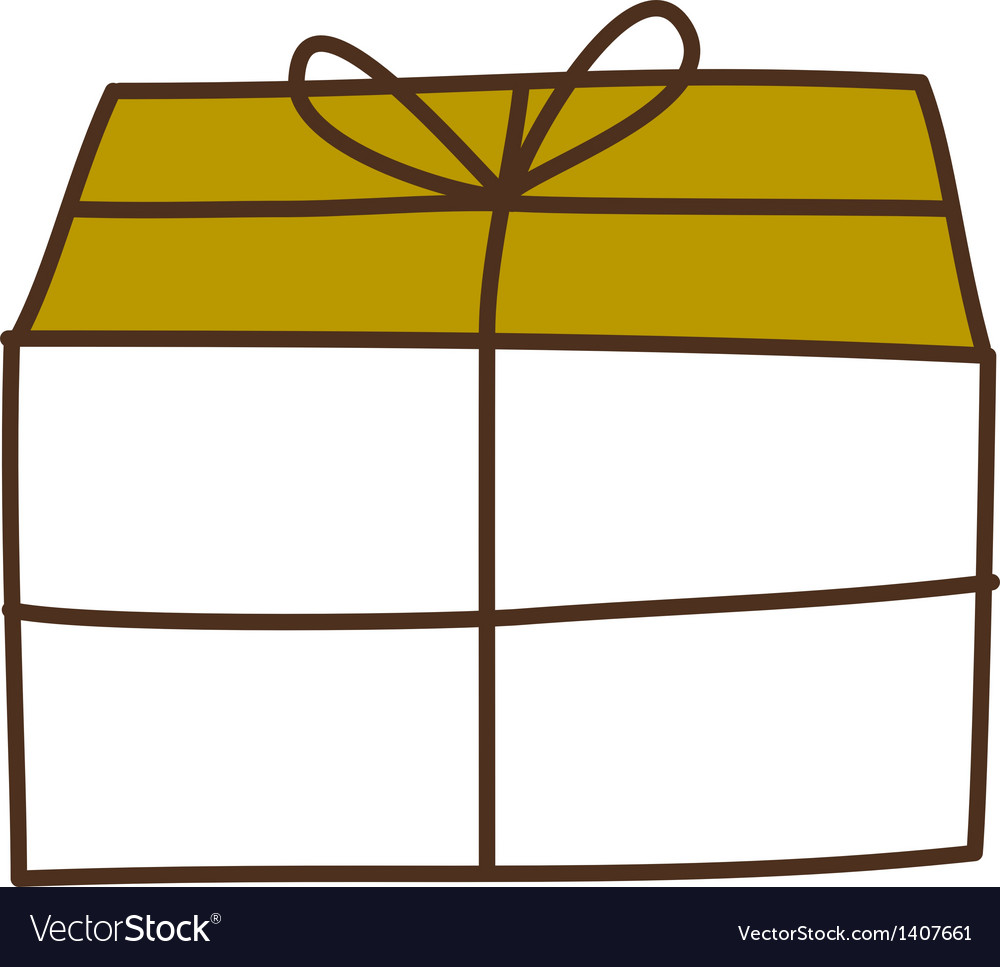 A package vector | Price: 1 Credit (USD $1)