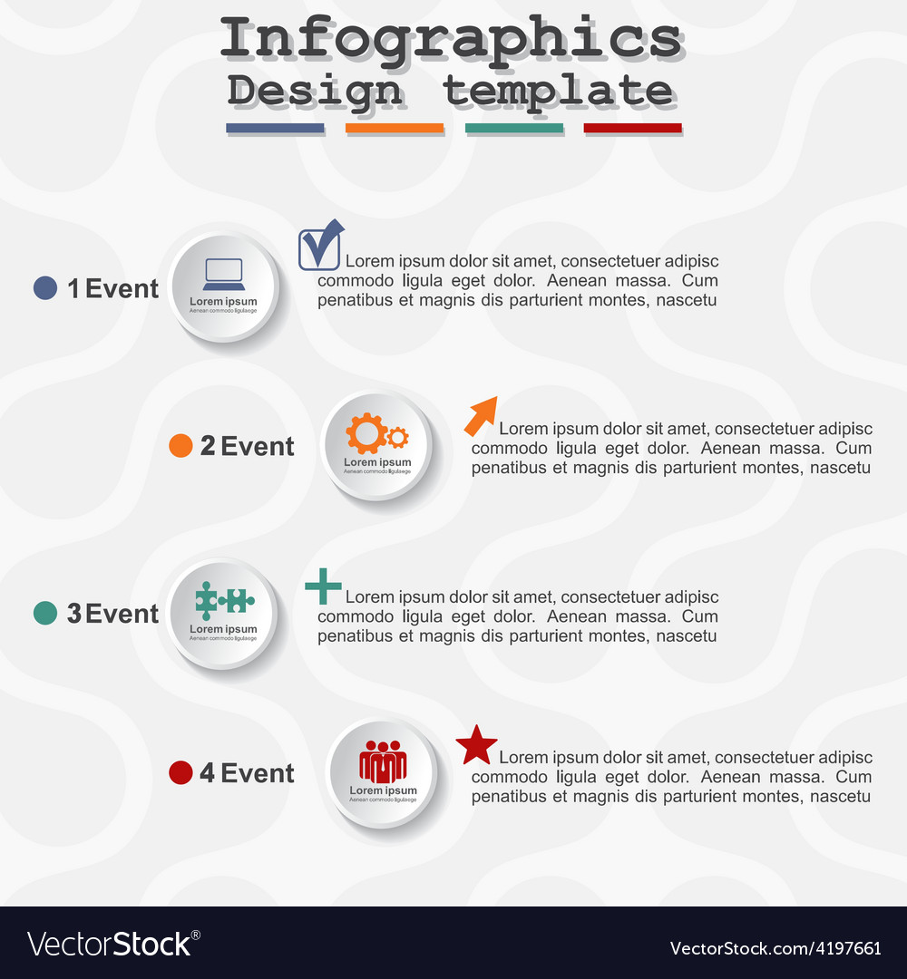 Abstract infographic vector | Price: 1 Credit (USD $1)