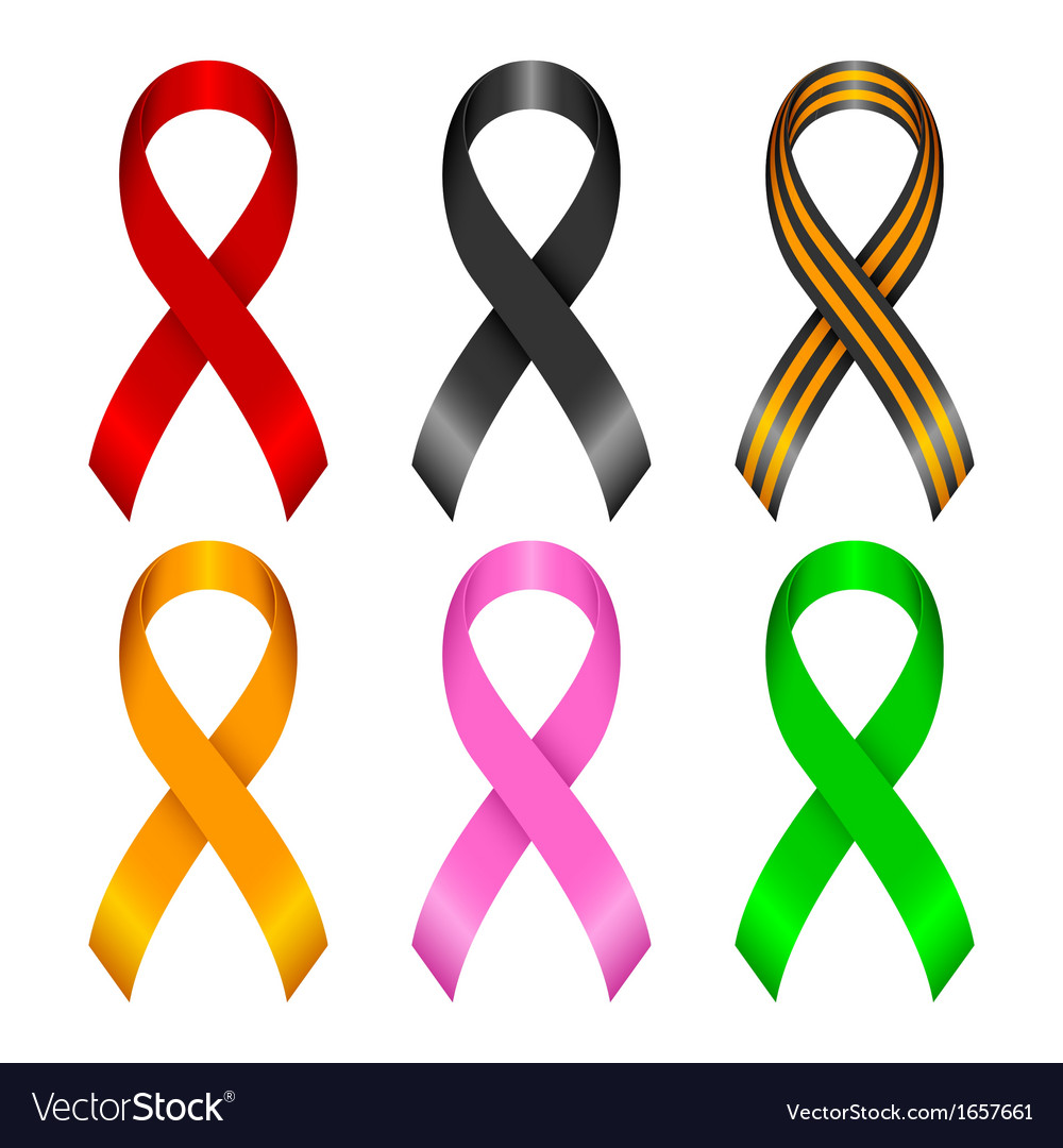Different ribbons vector | Price: 1 Credit (USD $1)