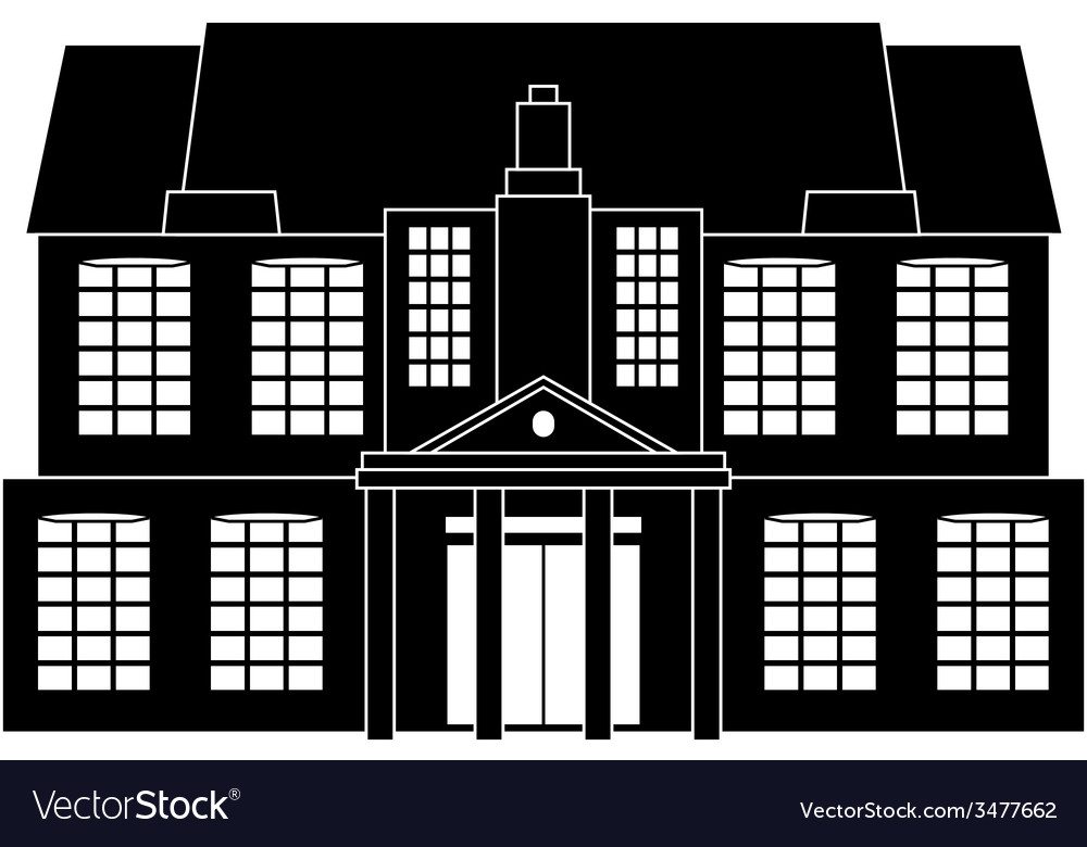Classical house vector | Price: 1 Credit (USD $1)