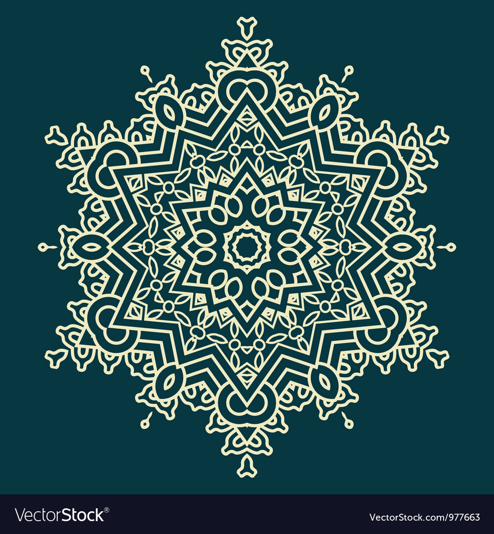 Design snowflake vector   Price: 1 Credit (USD $1)