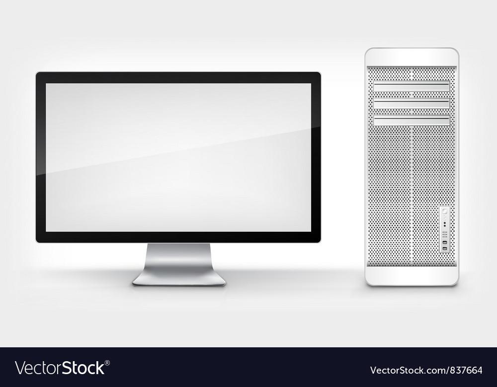 Laptop vector | Price: 3 Credit (USD $3)