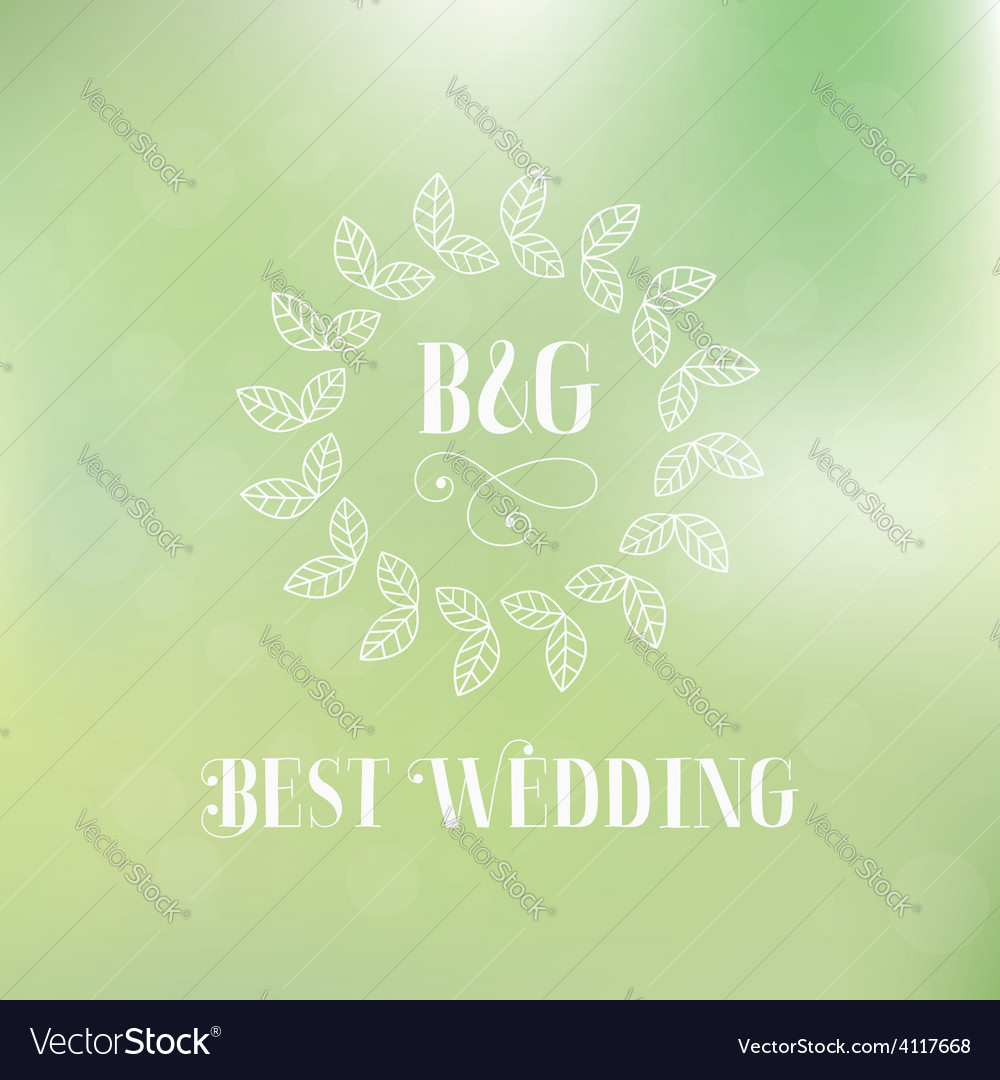 Best wedding label vector | Price: 1 Credit (USD $1)