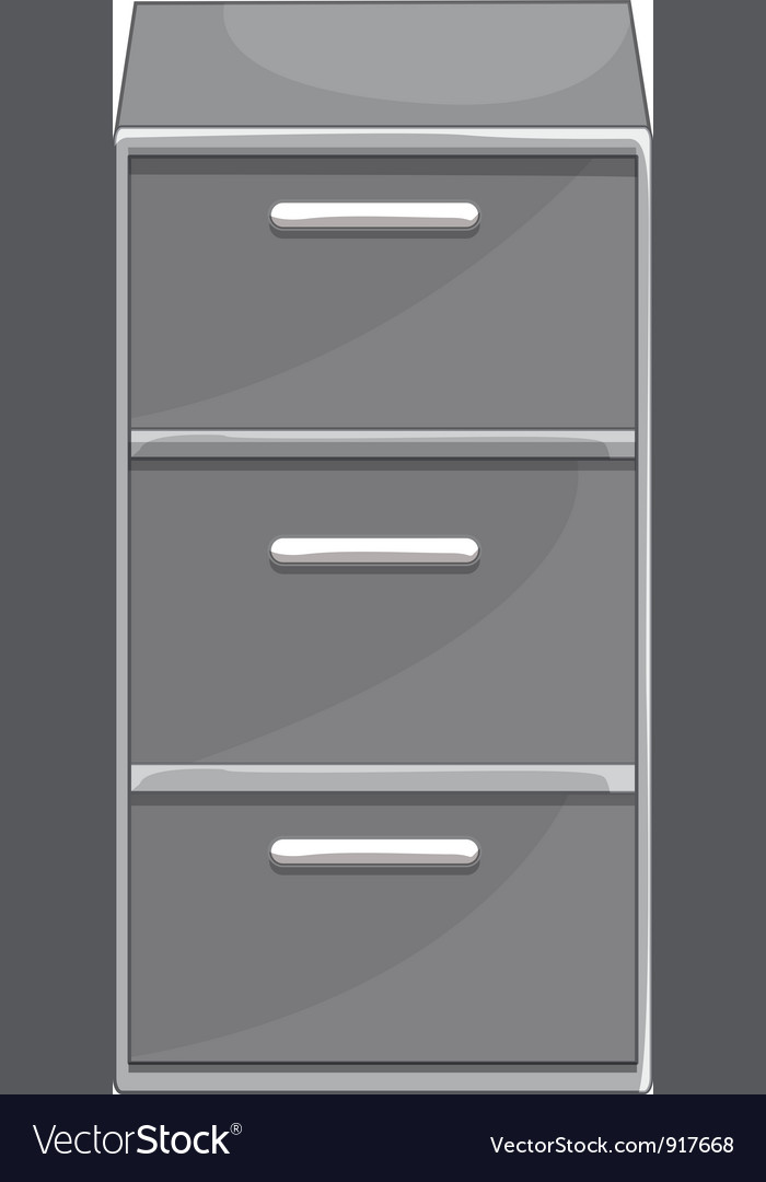 Drawers vector | Price: 1 Credit (USD $1)