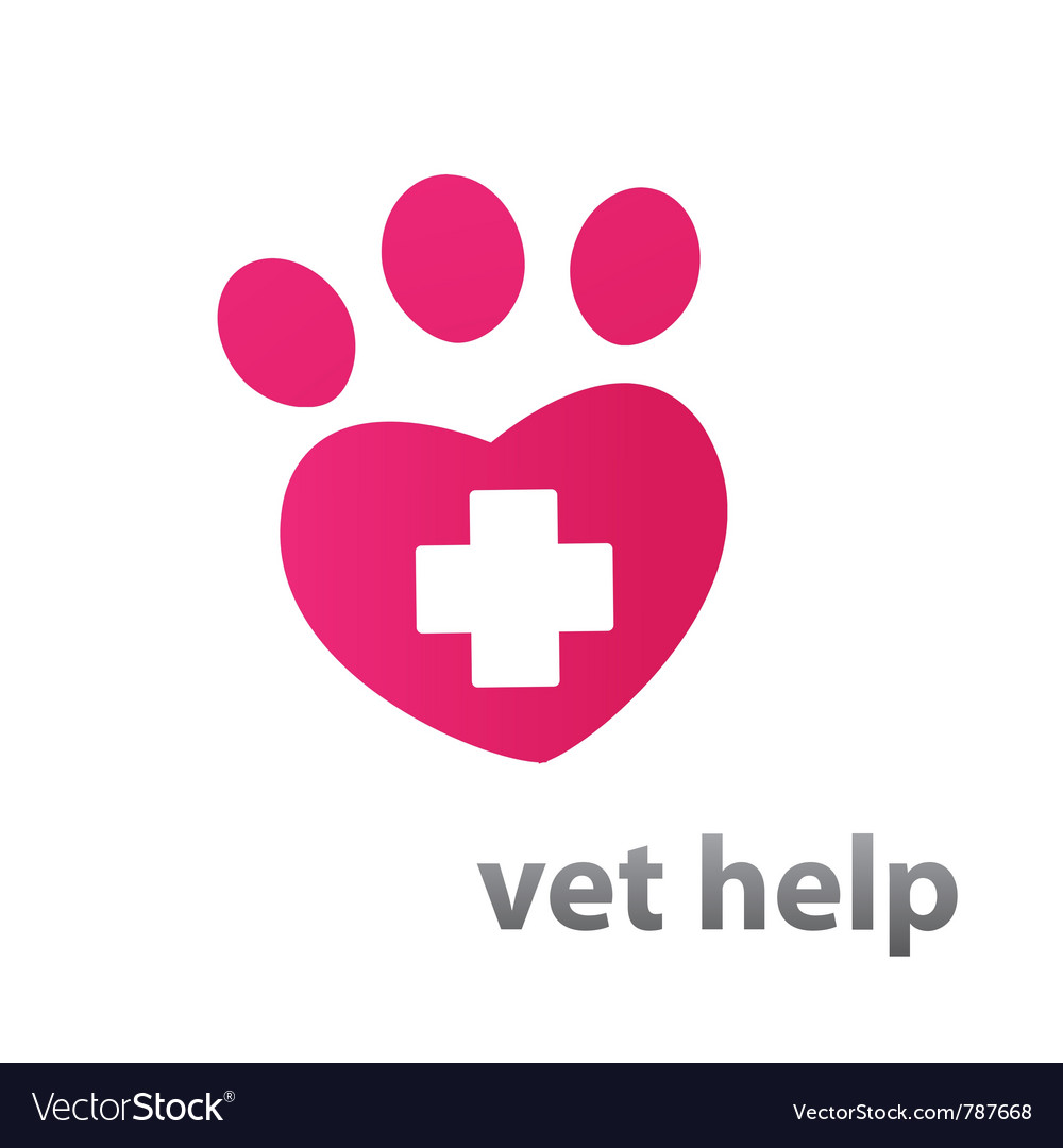 Veterinary care vector | Price: 1 Credit (USD $1)