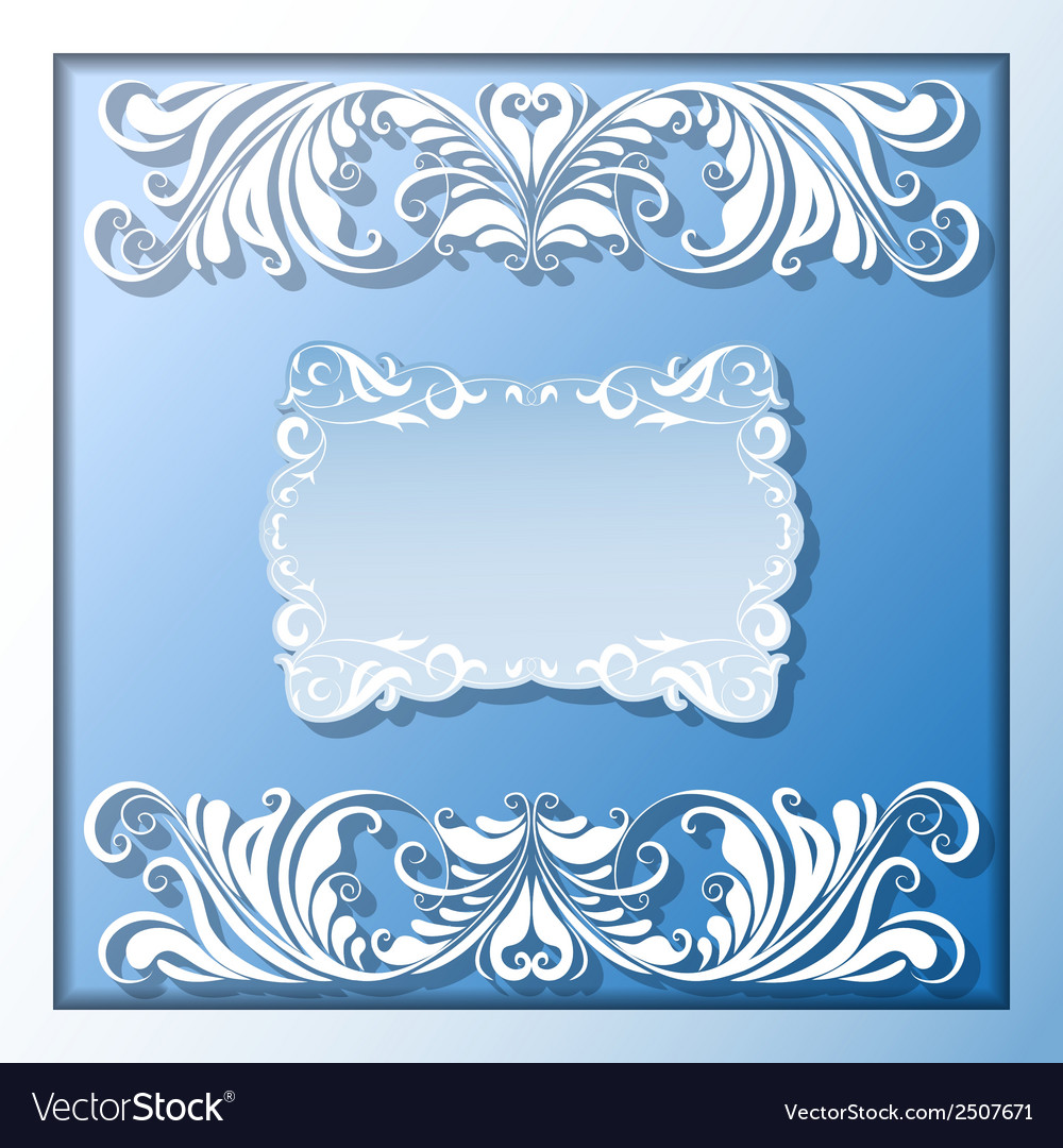 Paper frame and borders vector   Price: 1 Credit (USD $1)