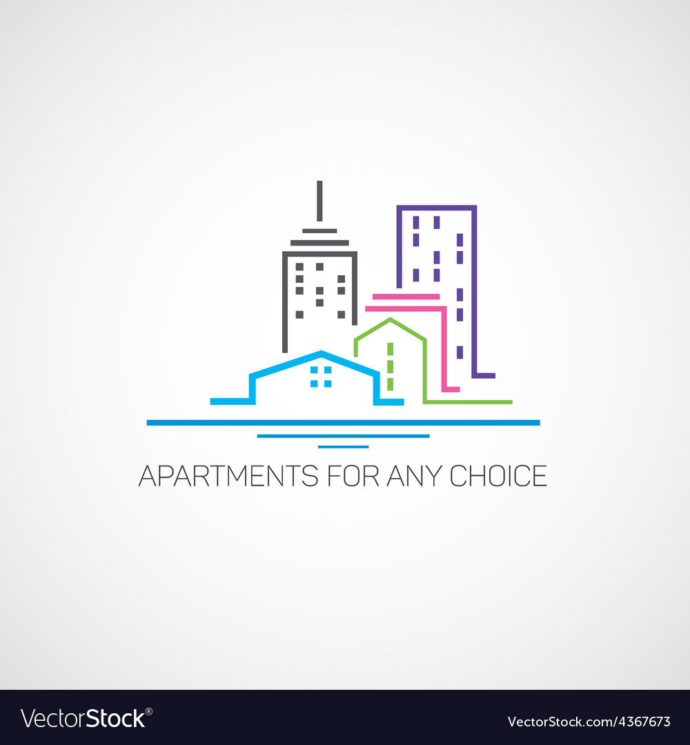 Apartments for any choice vector | Price: 1 Credit (USD $1)