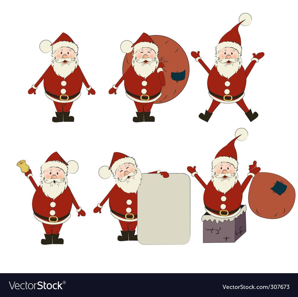Santa claus vector   Price: 3 Credit (USD $3)