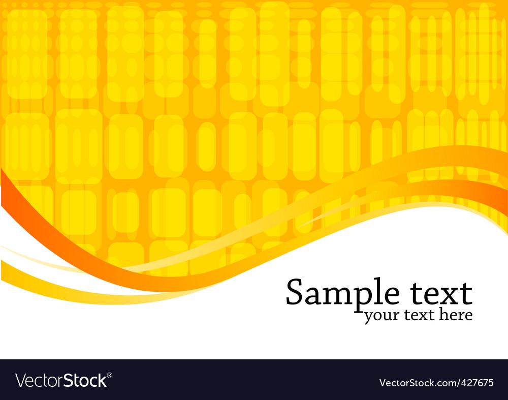 orange background with square vector | Price: 1 Credit (USD $1)