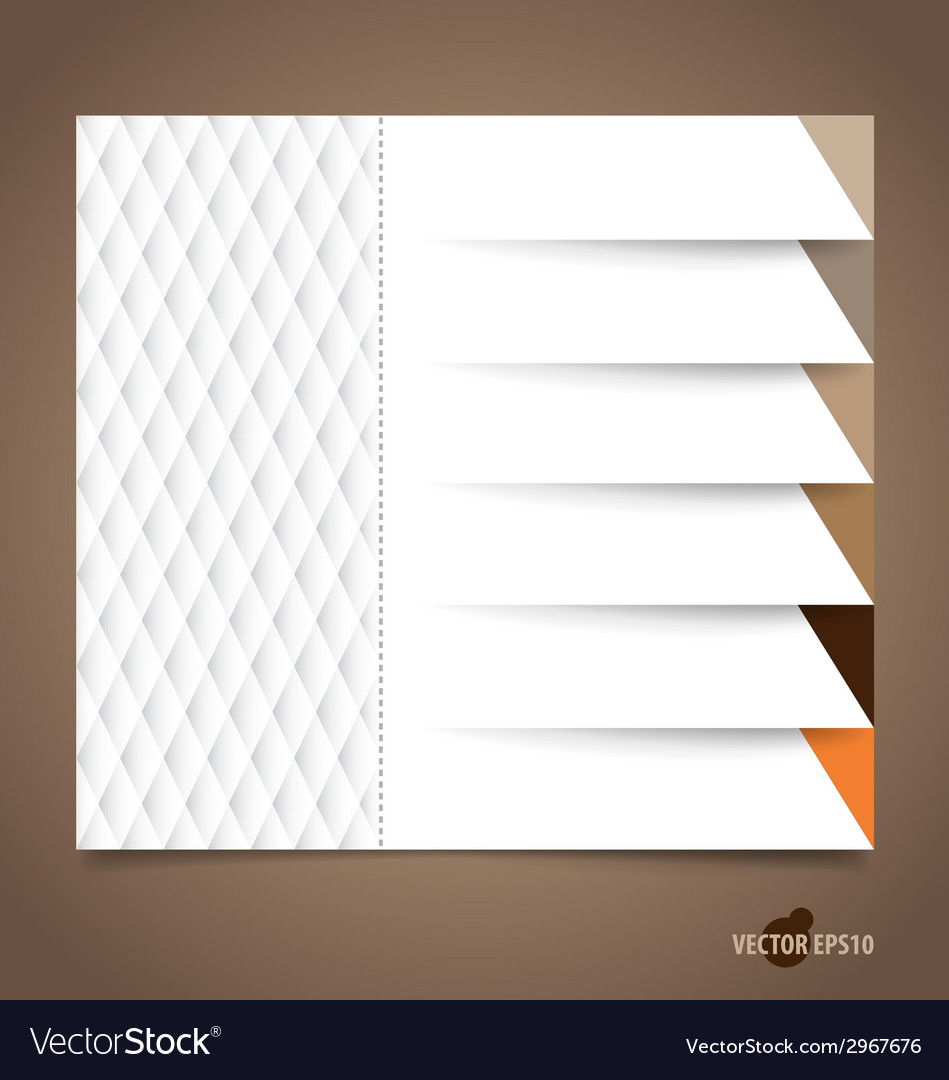 Note papers ready for your message vector | Price: 1 Credit (USD $1)