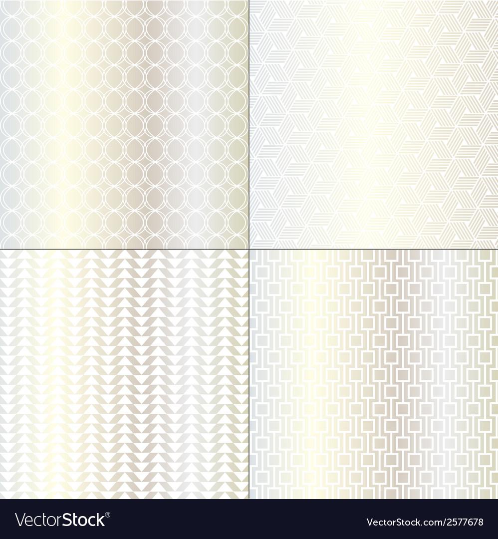 Silver geometrics vector | Price: 1 Credit (USD $1)