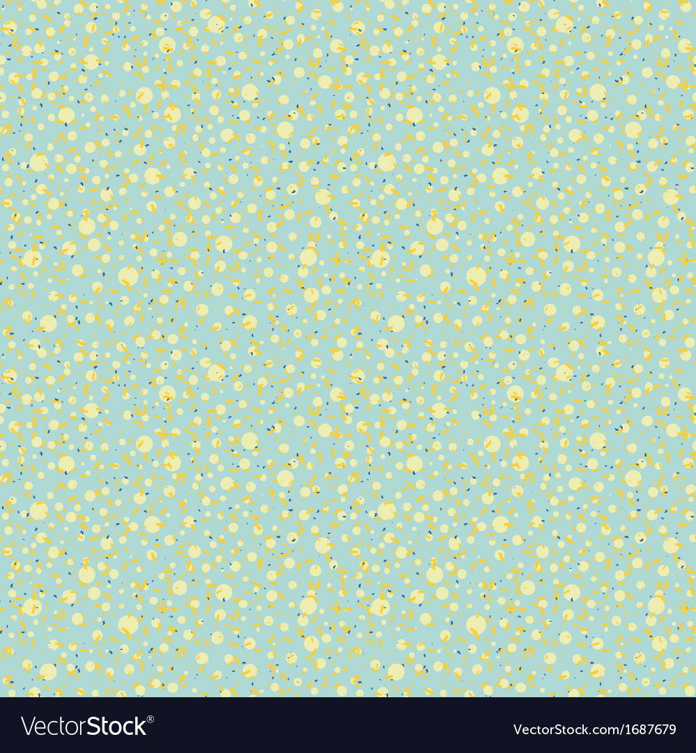 Abstract spring fashion pattern fifties textile vector | Price: 1 Credit (USD $1)