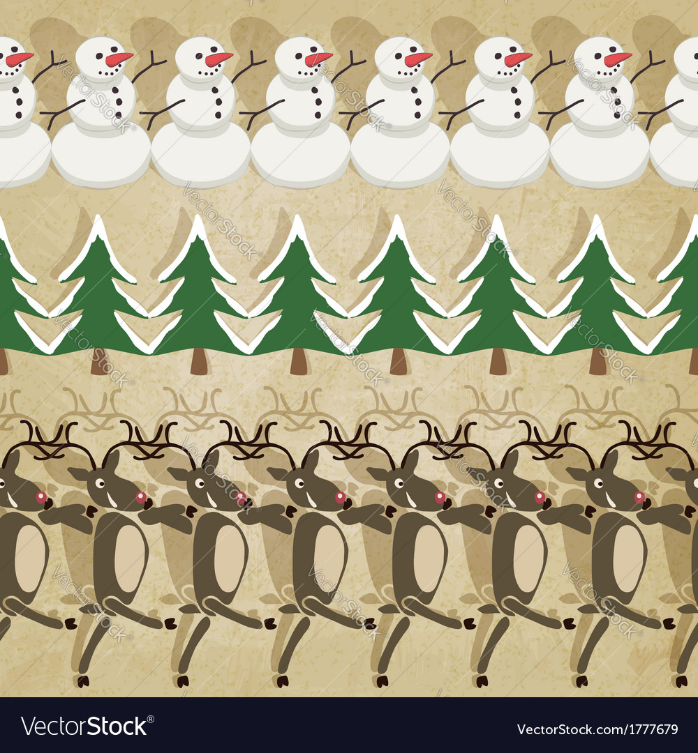 Christmas border lines vector   Price: 1 Credit (USD $1)