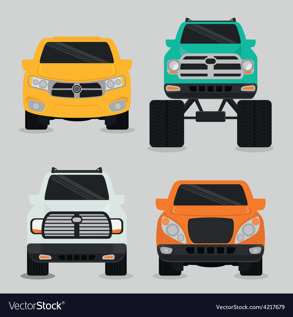 Vehicle design vector | Price: 1 Credit (USD $1)