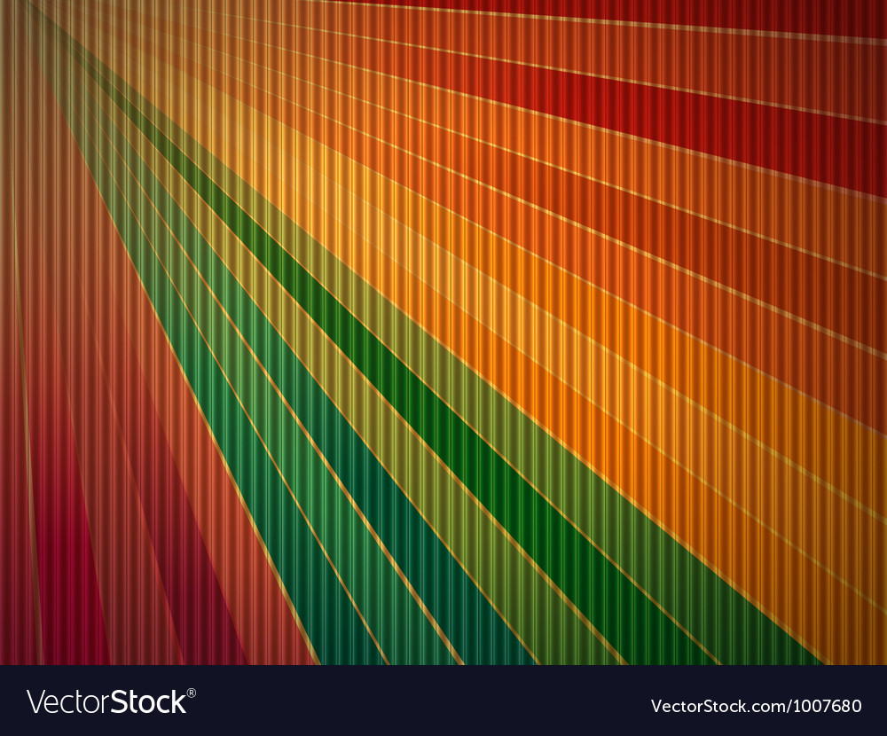 Rainbow corrugated cardboard background vector | Price: 1 Credit (USD $1)