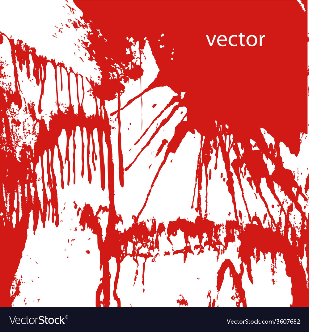 Bloodstains vector | Price: 1 Credit (USD $1)