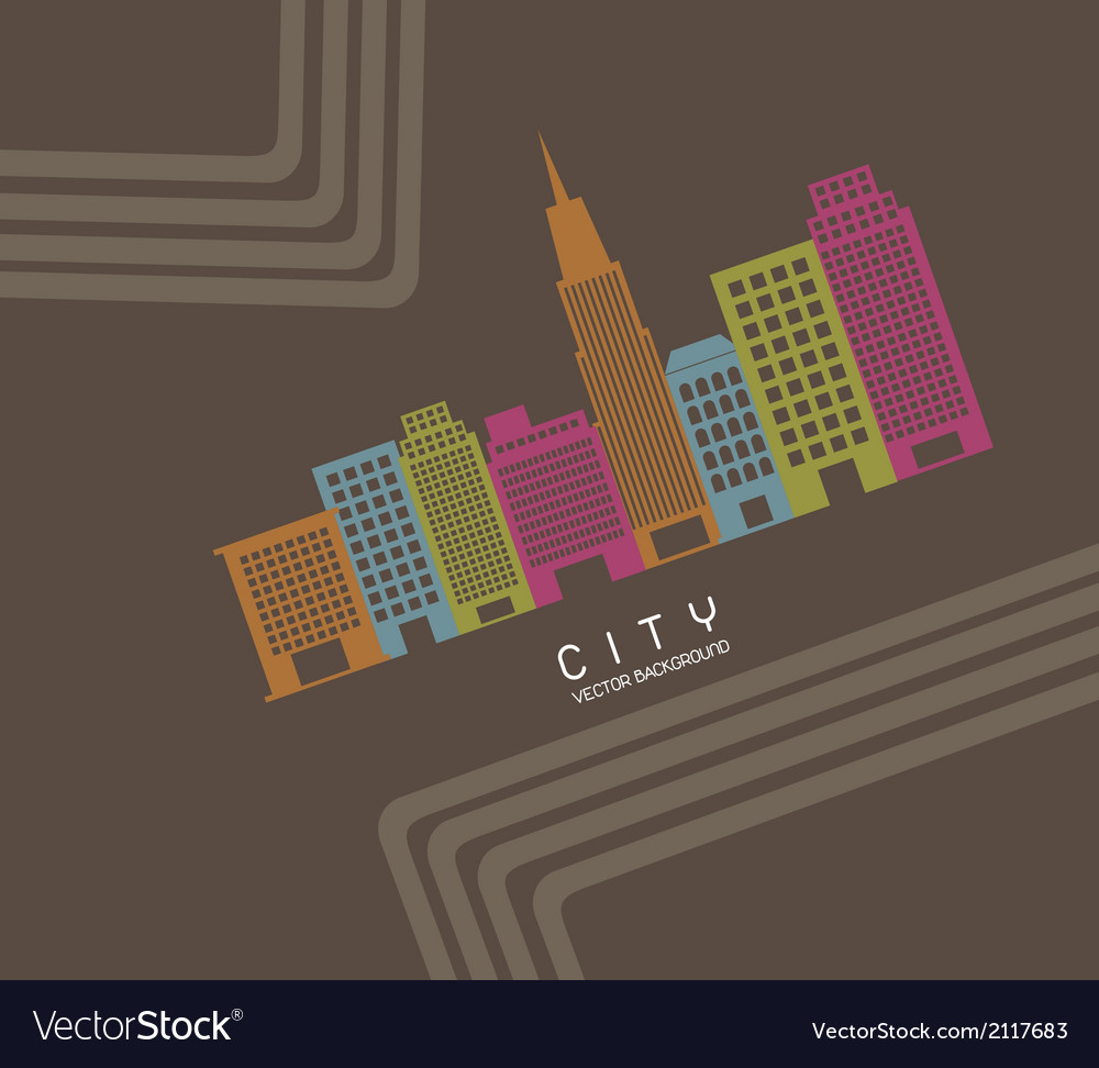 City vector   Price: 1 Credit (USD $1)
