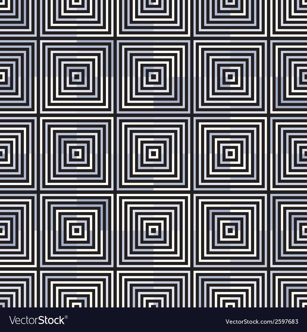 Seamless pattern geometric wallpaper vector | Price: 1 Credit (USD $1)