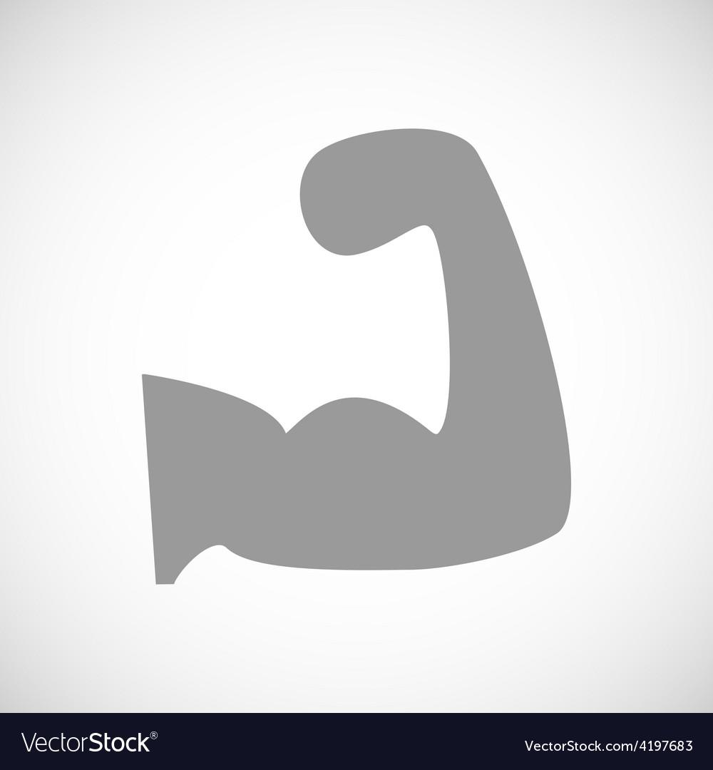 Strength black icon vector   Price: 1 Credit (USD $1)