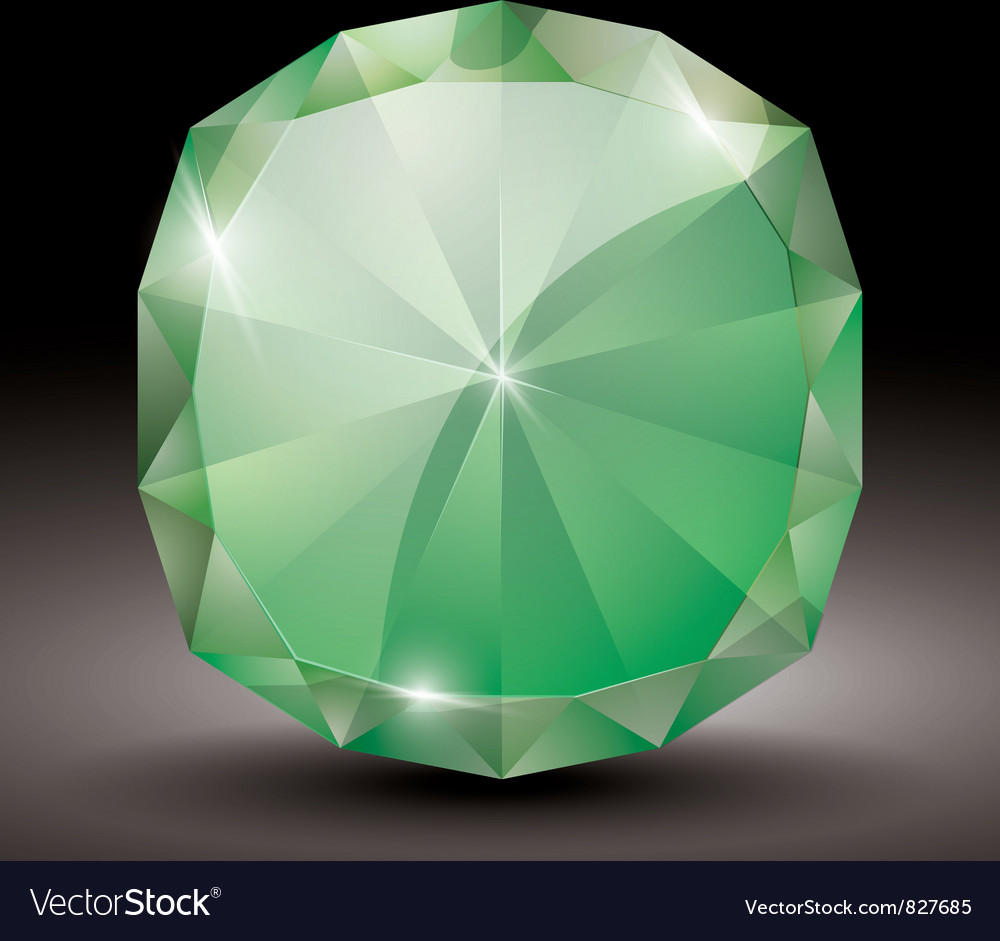 Precious stones vector | Price: 1 Credit (USD $1)